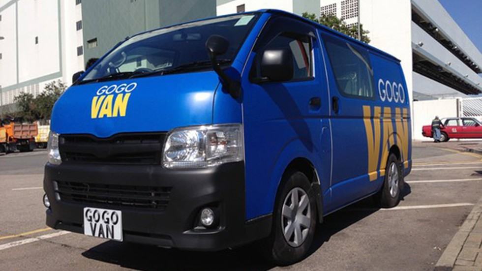 Amid Hong Kong Uber crackdown, driver for delivery firm GoGoVan ...