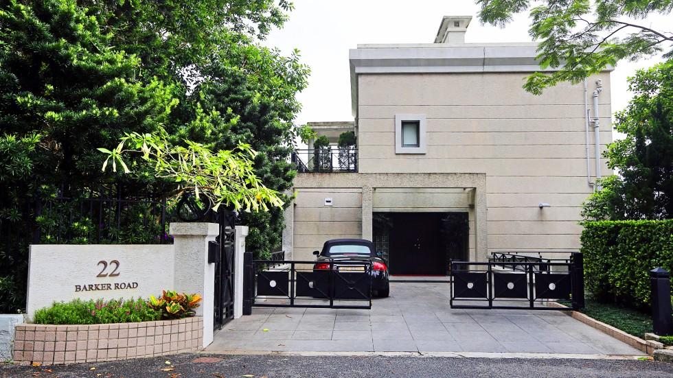 Has Alibabas Jack Ma bought HK15 billion home on Hong Kongs