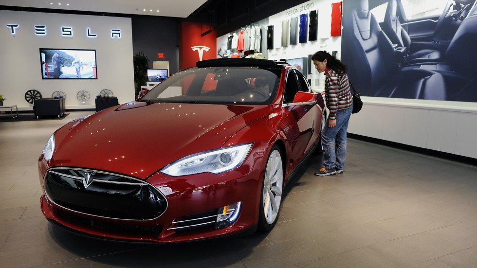 tesla is letting drivers in hong kong trade in their used cars for a new model s sedan but no. Black Bedroom Furniture Sets. Home Design Ideas