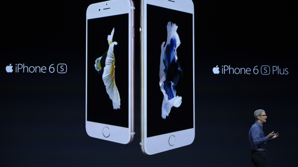 ace42475d8c4 Apple's new iPhone 6s, 6s Plus could further boost 4G network ...