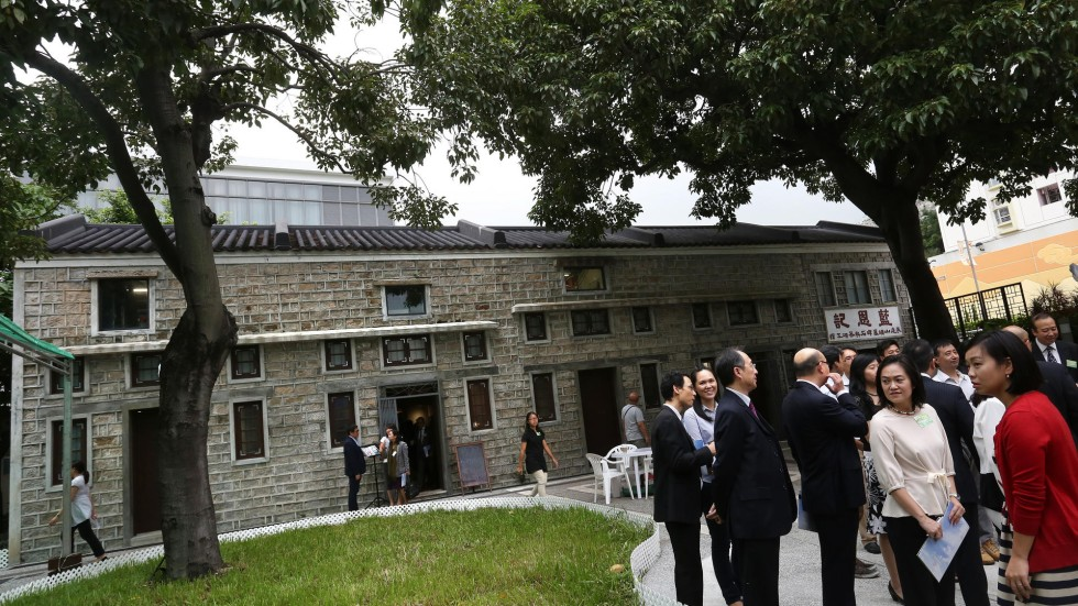 New lease of life Hong Kongs historic stone houses revitalised for