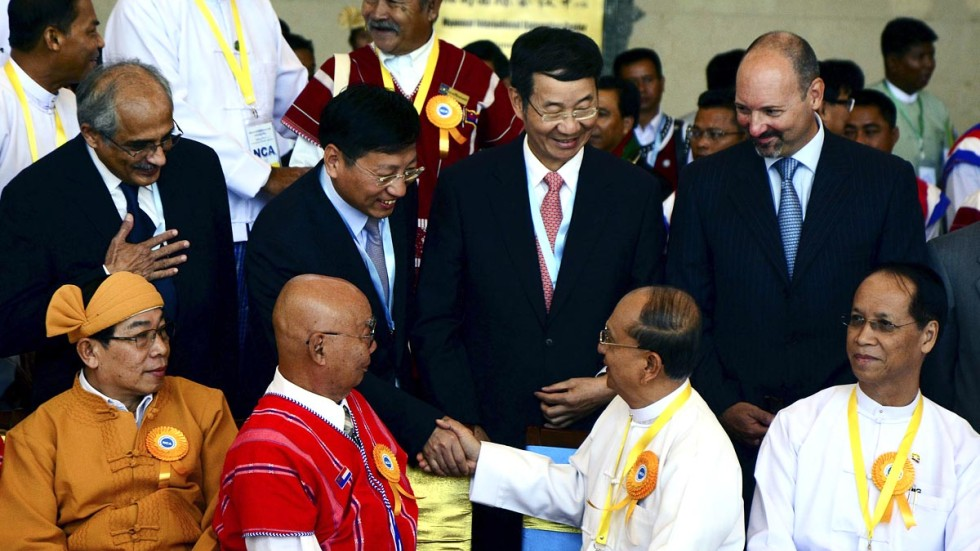 Myanmar Signs Ceasefire Deal With Ethnic Rebel Armies But Key