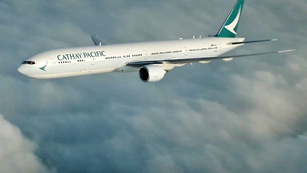 Spot The Difference Cathay Pacific Unveils New Paint Job