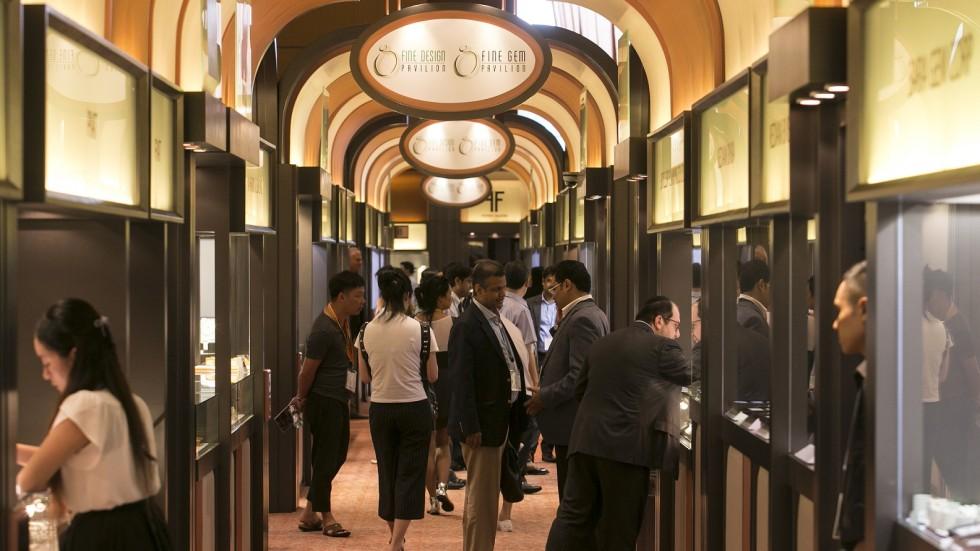 Hong Kong Jewelry Manufacturers Show 2017 Style Guru