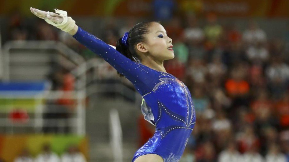 www.kiss.hk_Plucky Chinese gymnast Shang Chunsong tells family 'don't worry, I'm fine ...