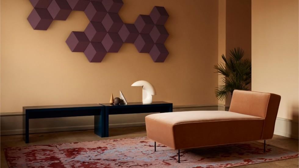 Bang & Olufsen new BeoSound Shape wall-mounted wireless speaker system