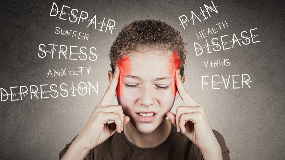 What causes stress on people essay