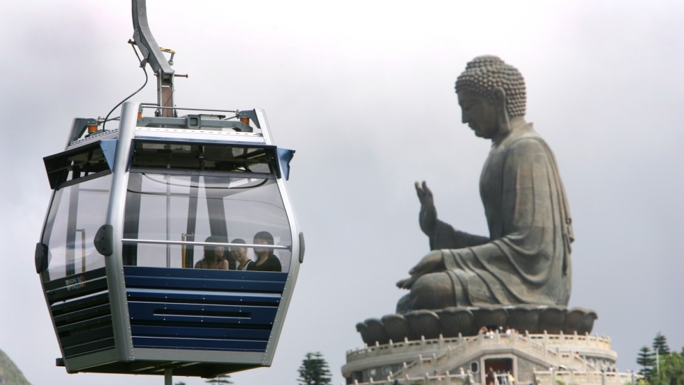 Big Buddha Hong Kong Cable Car Price
