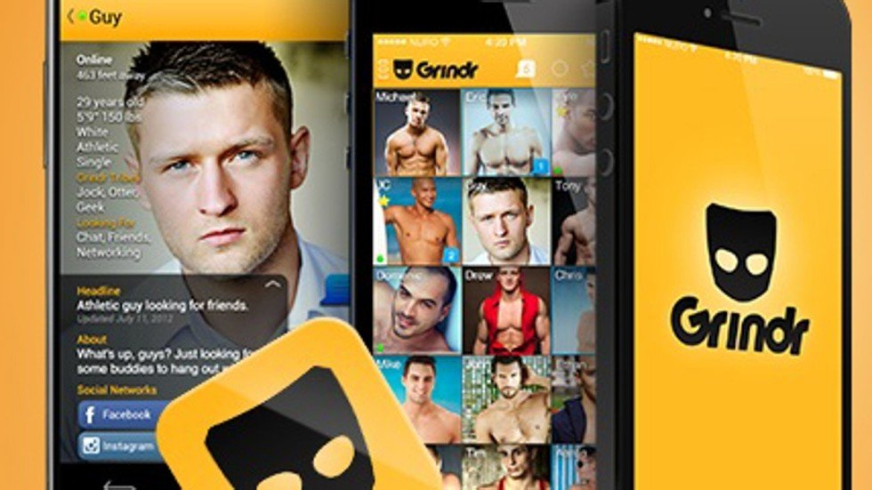 Gay dating site app