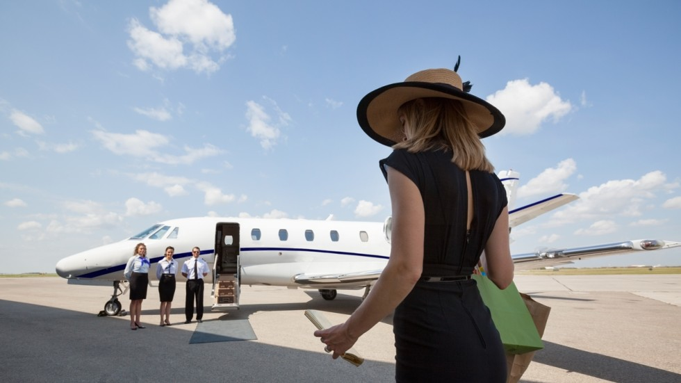 Private Jet Operators Court Chinas Billionaire Travellers  South China Morn