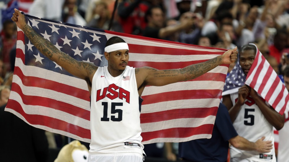 c18ea8730b7 Star-studded roster: LeBron James and Carmelo Anthony top 30 finalists for  USA Olympic basketball team | South China Morning Post