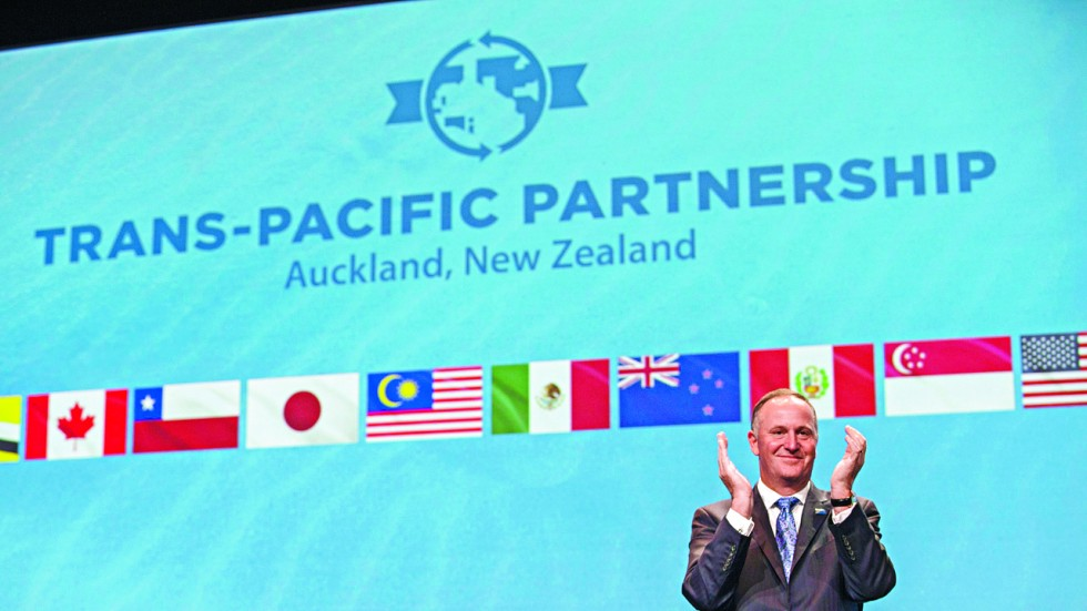 40 Per Cent Of Worlds Economy Signs Up To Tpp Trade Pact That Obama