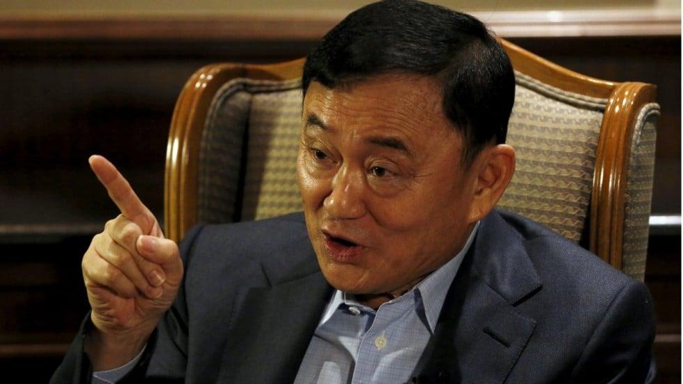 Image result for Thaksin Shinawatra, photos, 2018