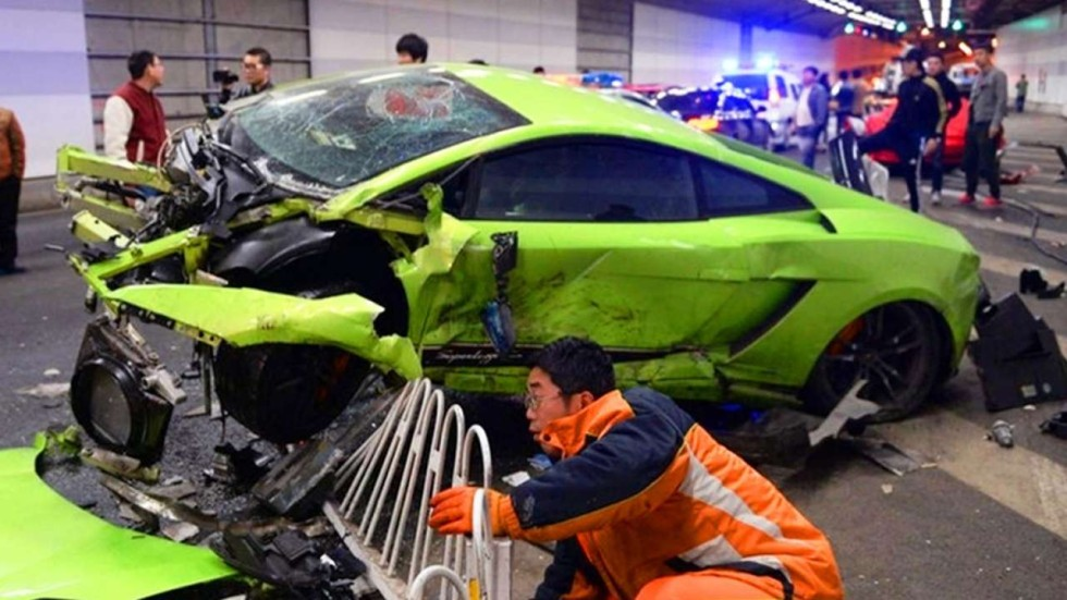Life (and death) in the fast lane in China: high-speed jaunts in ...