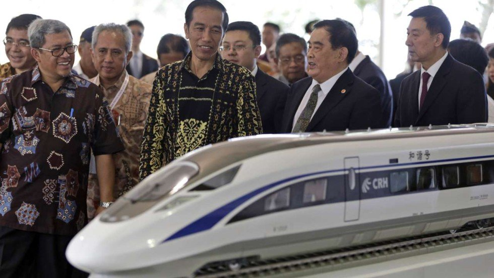 Back on track: China\'s high-speed railway project in Indonesia to ...