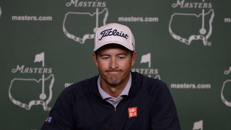 da488b4cbad Rio no go  Australia s Adam Scott opts out of Olympics to focus on PGA Tour