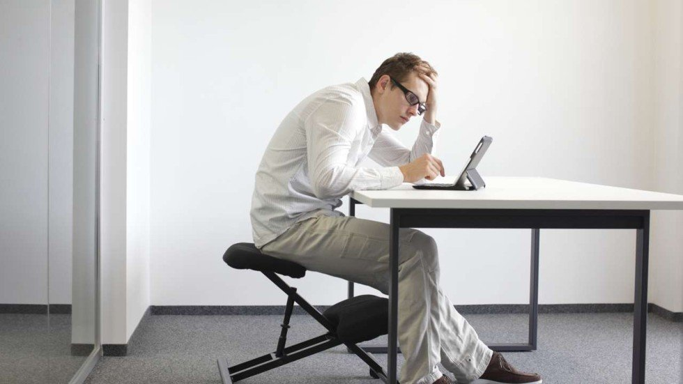 6 Exercises To Combat The Negative Effects Of Sitting At