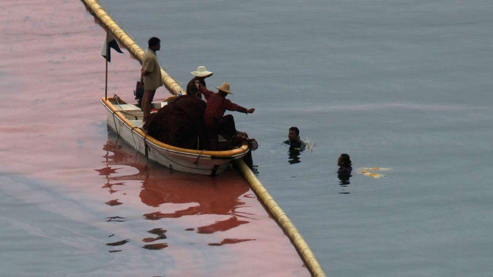 Hong Kong Fish Farmers Claim Proliferation Of Red Tides Is Worst