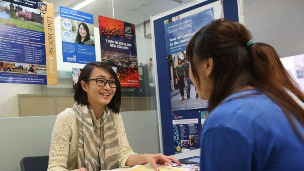 Hong kong university help her boyfriend pay his debt - 2 2