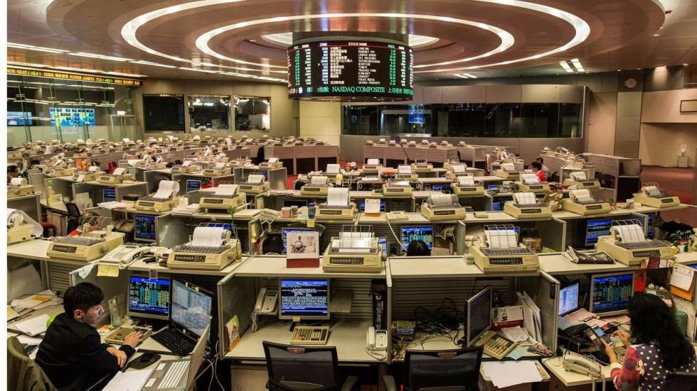 Stock options hong kong