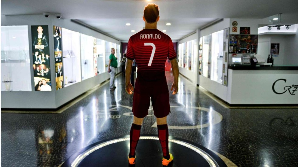 Cristiano Ronaldo Trophy Room