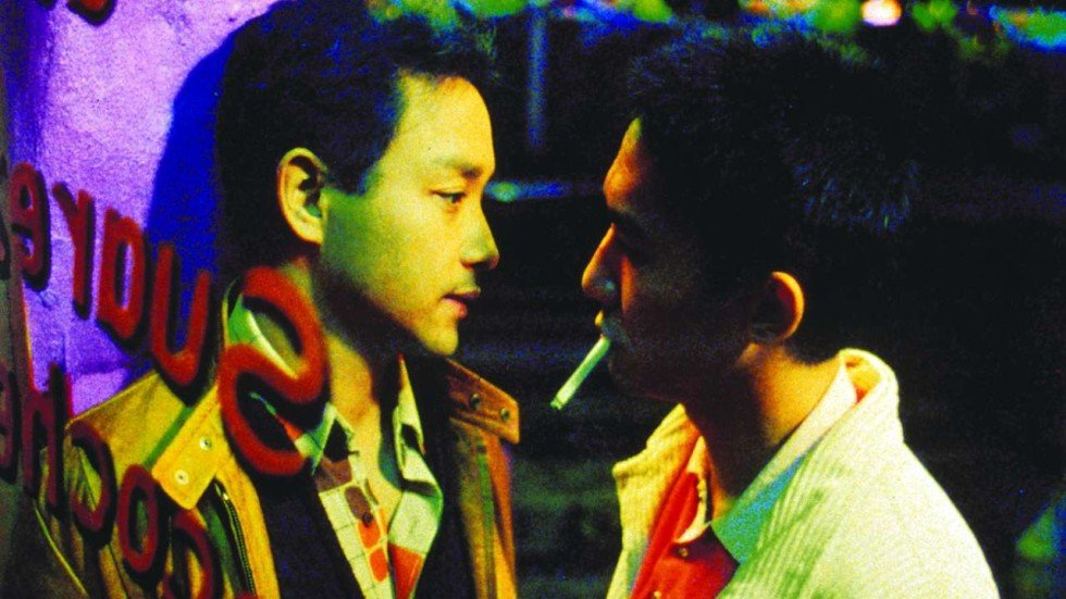 Special Editions Of Wong Kar Wai Soundtracks Mark 25 Years