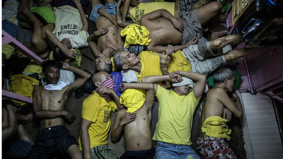 Philippines To Overhaul Inhumane Overcrowded Jails