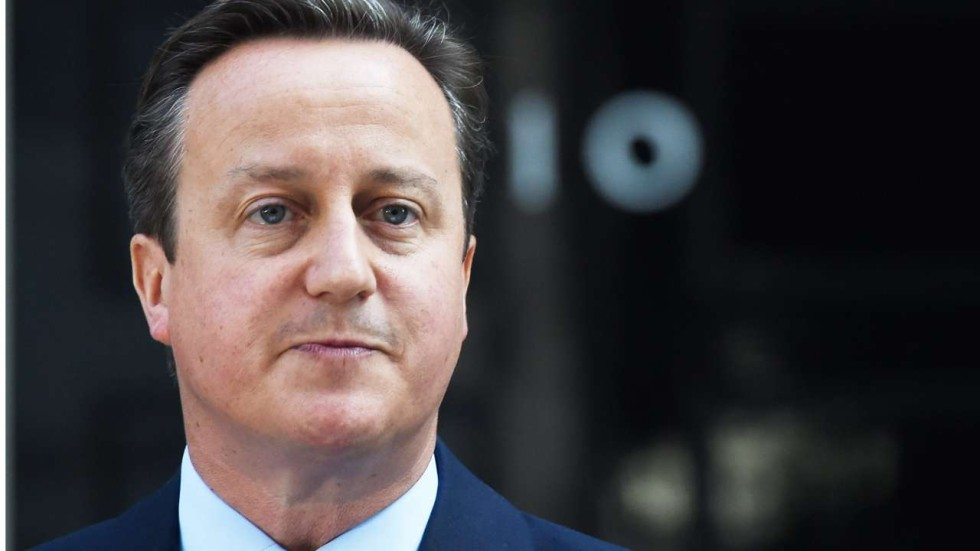 Ending his political career, Britain's ex-leader Cameron