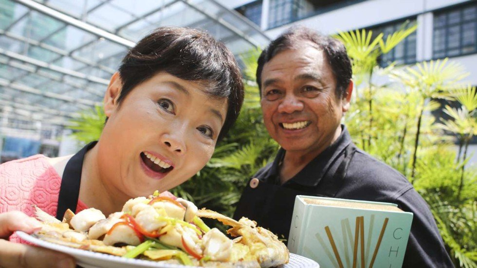 Retired hong kong couple write the definitive chinese recipe book retired hong kong couple write the definitive chinese recipe book forumfinder
