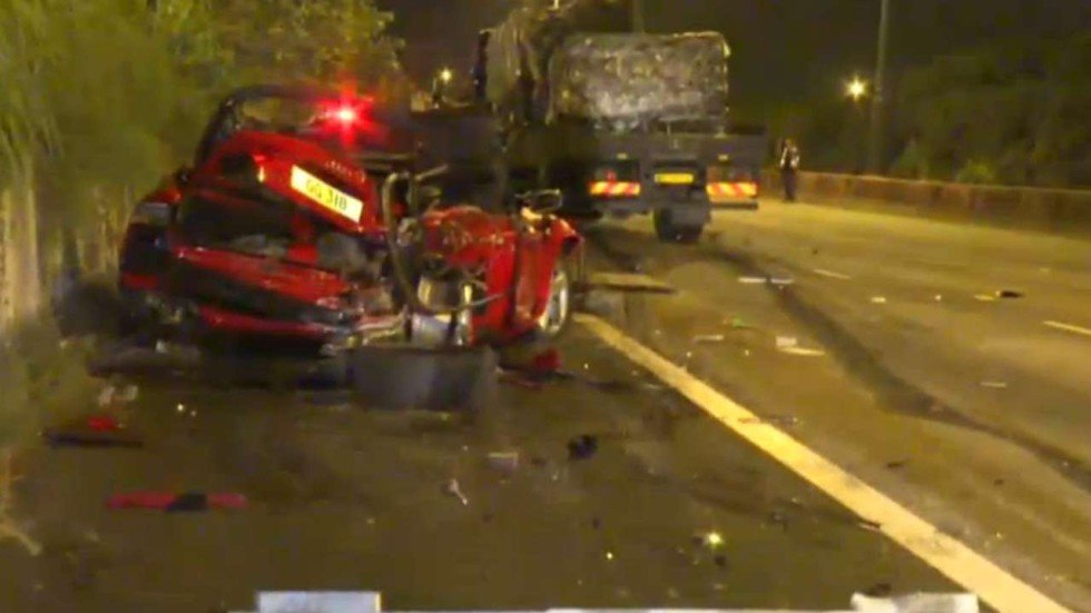 Killed trying to help: horror crash with tow truck leaves one dead ...
