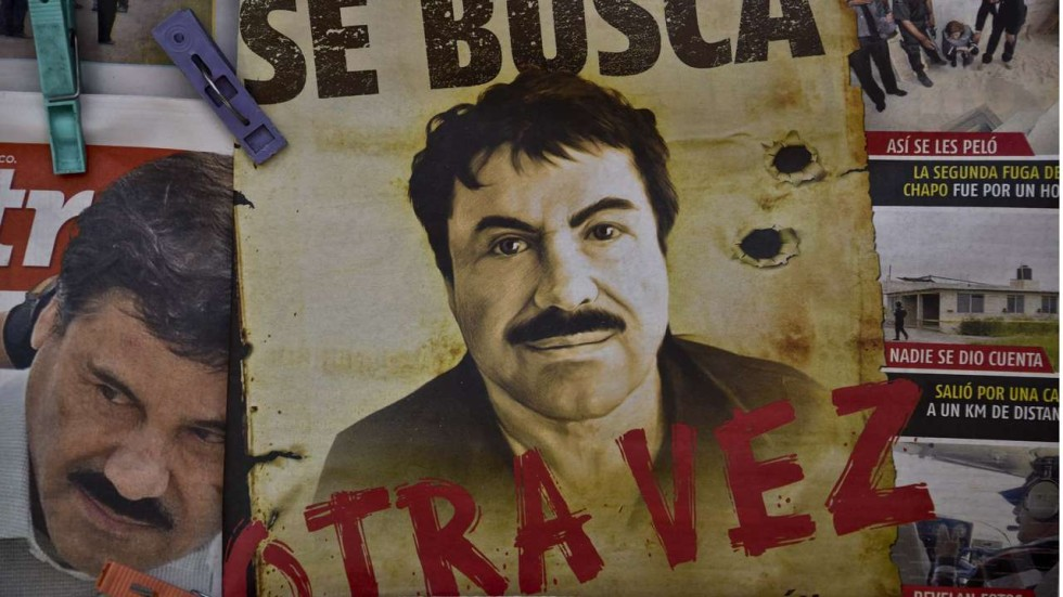 Narcos in Mexico: new cartel challenges drug lord El Chapo\'s ...