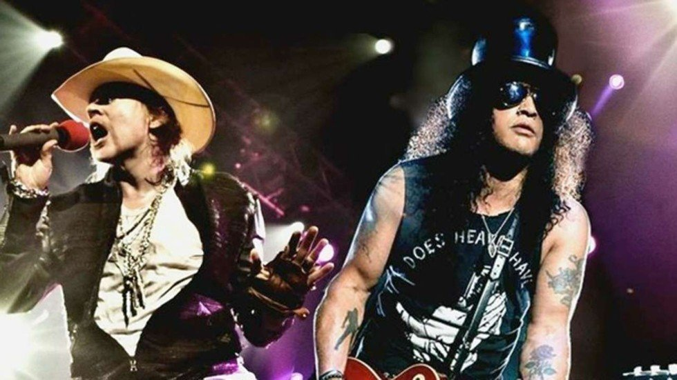 Guns N Roses South America Tour