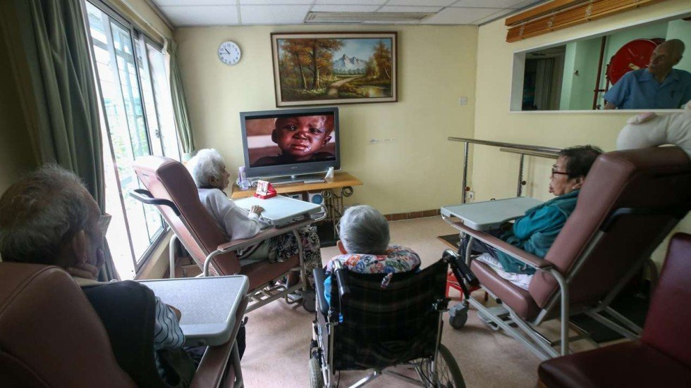 Inside Hong Kong S Only English Speaking Care Home A Far
