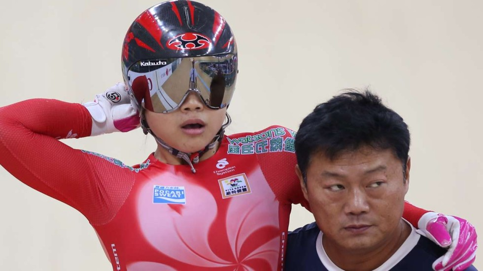 Cyclist Sarah Lee In Tears After Death Of Coach And Personal Starter