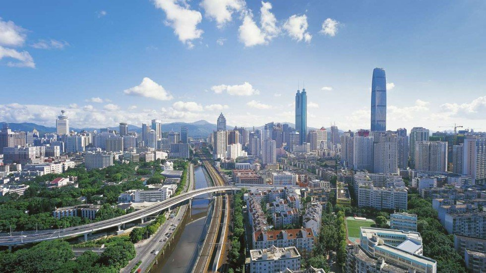 Shenzhen steps up urban redevelopment to tackle residential land supply shortage south china - Air china hong kong office ...