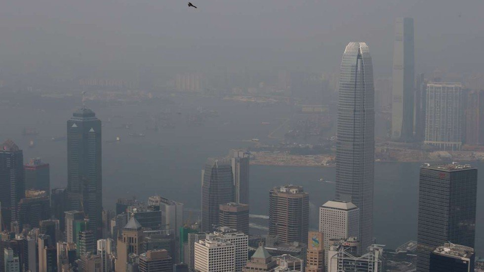 Air pollution in hong kong essay