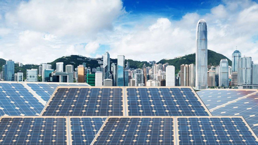 How China Has Embraced Renewable Energy And Hong Kong Hasn