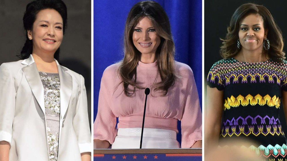 How will Melania Trump's fashion sense shape up against ...
