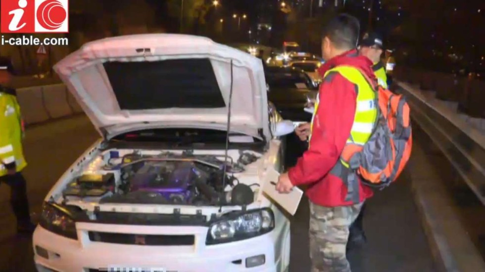 Hong Kong police seize four cars in street racing crackdown | South ...