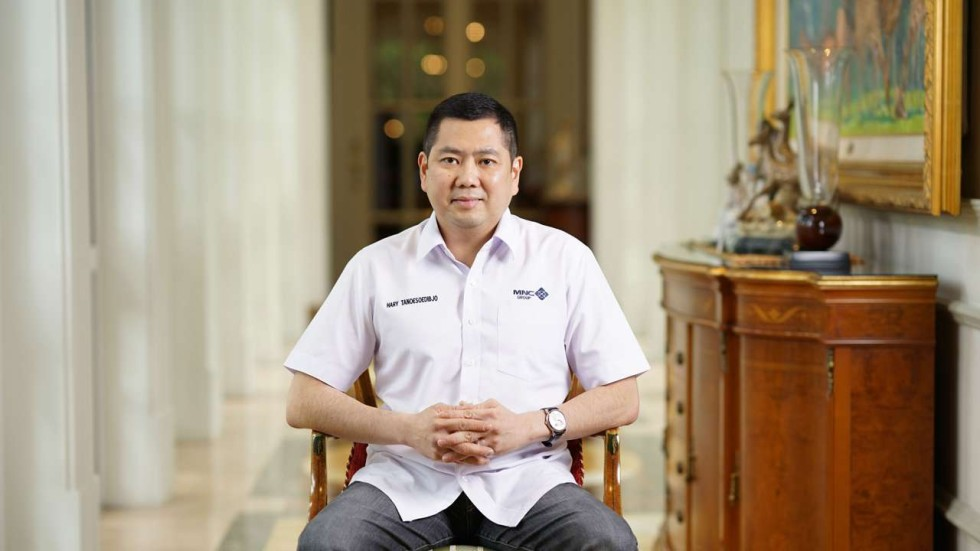 Trump's Indonesian business partner Hary Tanoesoedibjo can help with ...