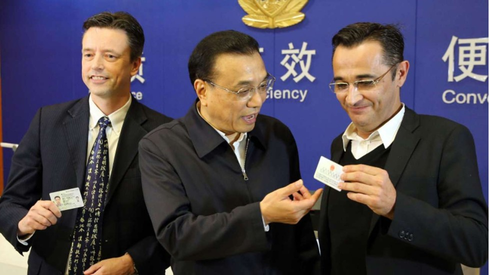 While Trump curbs immigration, China\'s giving out more green cards ...