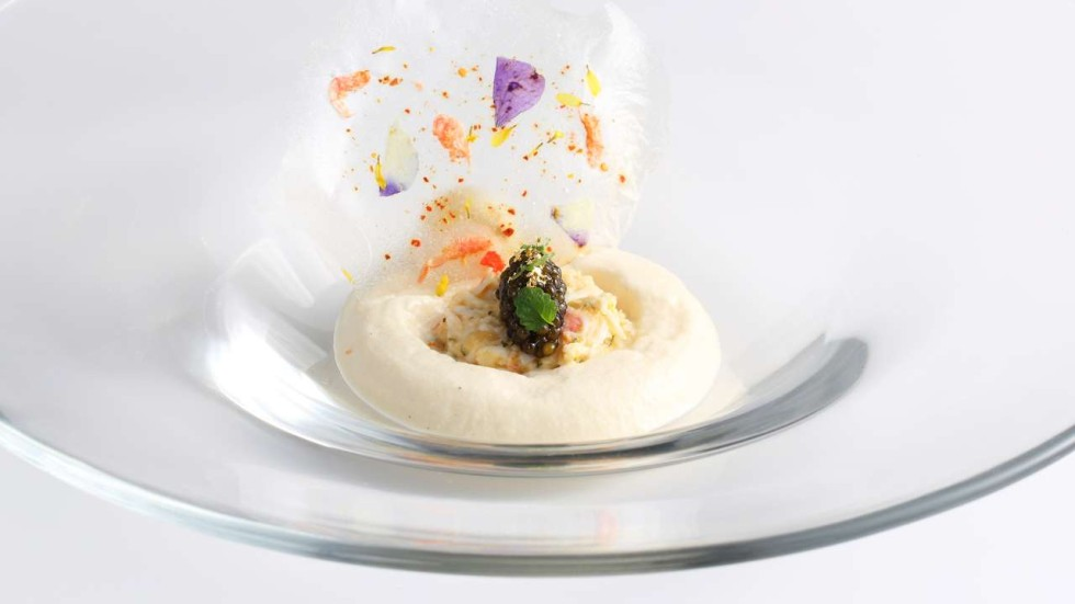 Chef Gets Creative With French Asian Cuisine At TATE Dining Room