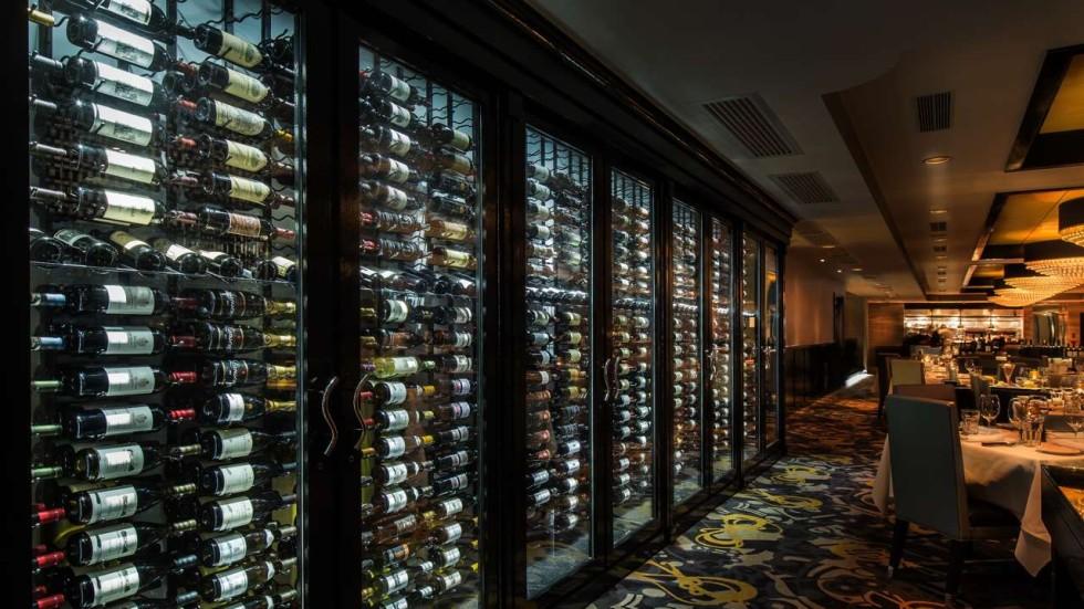Public Dining Room Wine List