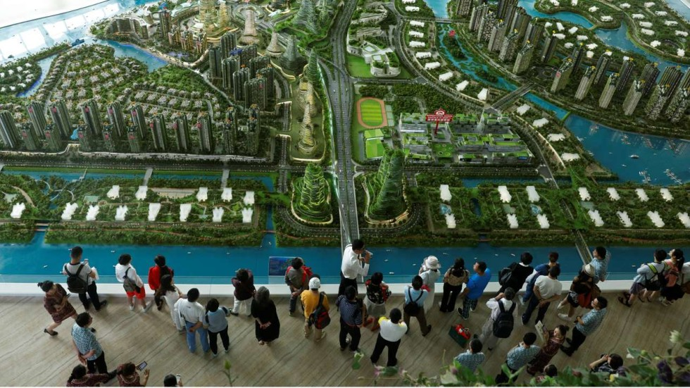 Country Garden pledges refund for Forest City buyers caught in ...