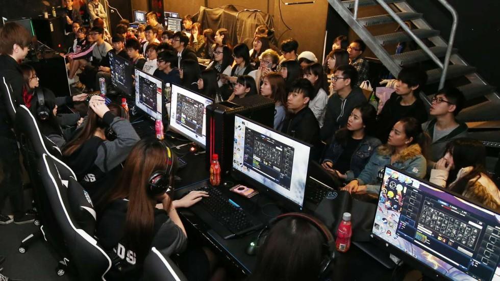 League Of Legends Tournament Sees Hong Kong Join The