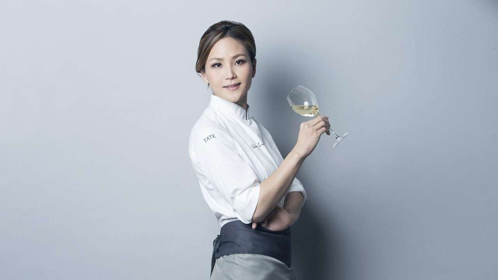 Hong Kongs Vicky Lau Shows New Fish Dishes Shes Adding To Menu