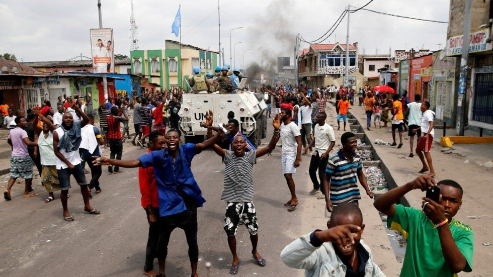 Image result for Congo violence : No fewer than 12 killed in heavy fighting