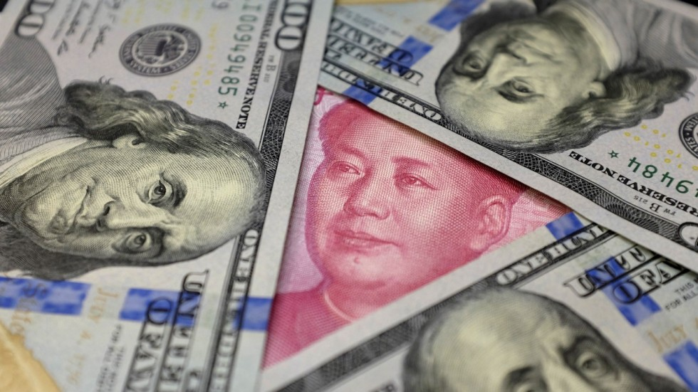 china s yuan strengthens the most in 3 months on better than