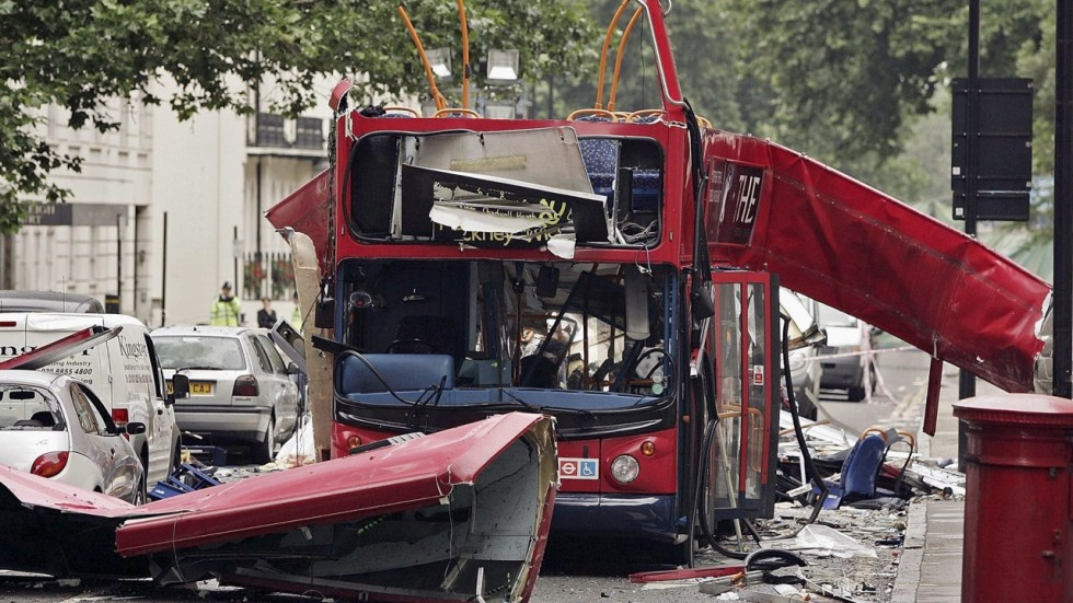 London rads inte al qaida