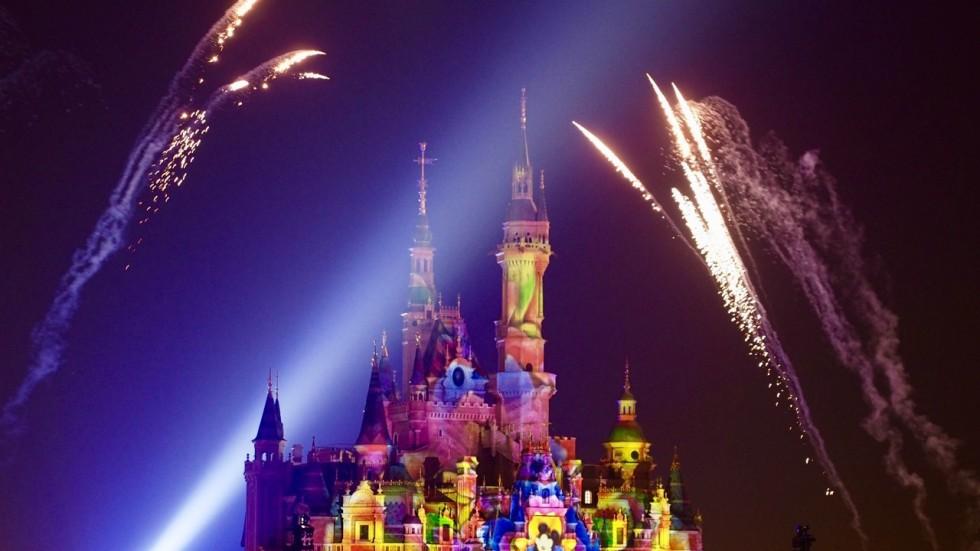 Disney Ocean World Legoland Why Is Shanghai Building So Many Theme Parks